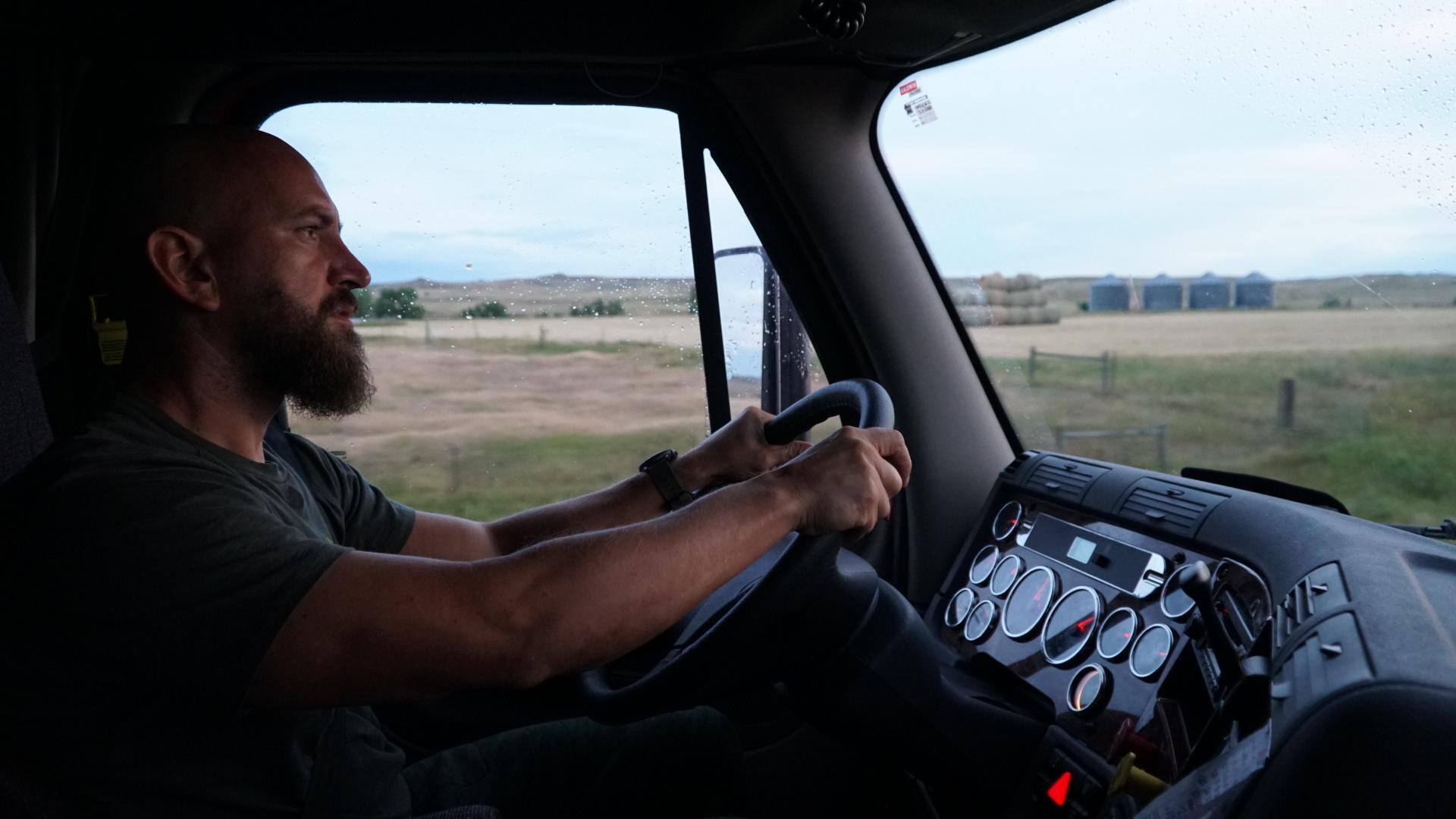 Ciężarówką przez Stany - seria 1